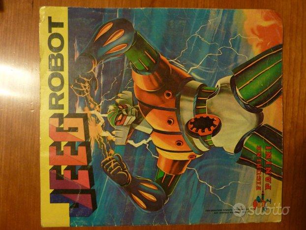 Album JEEG ROBOT