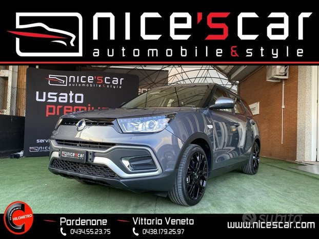 SSANGYONG XLV 1.6 2WD Bi-fuel GPL Be * COME NUOV