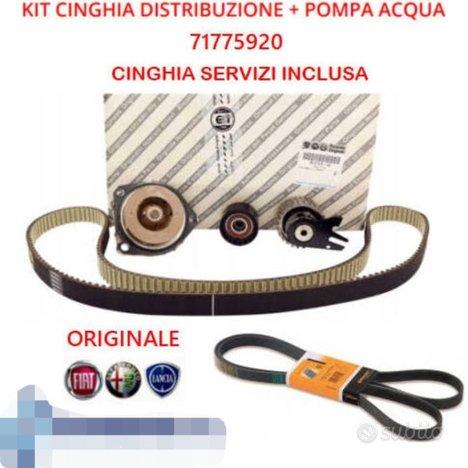 Kit distribuzione originale Fiat 71775920 -1.6 mtj