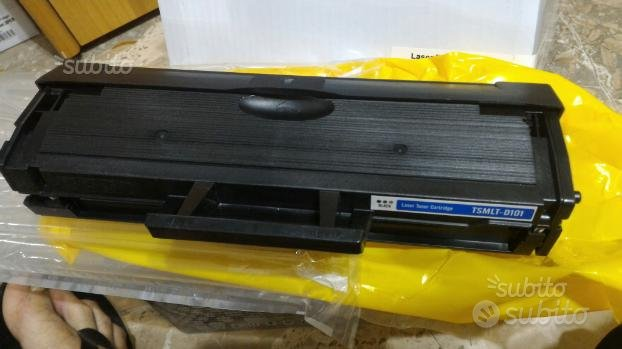 Cartuccia toner vuota per stampanti Samsung