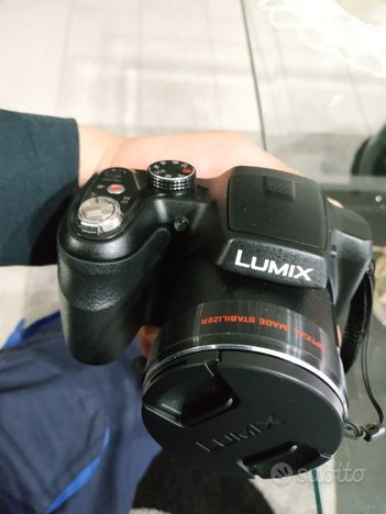 Fotocamera digitale Panasonic lumix