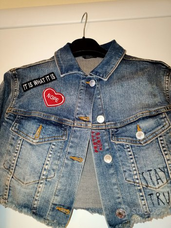 Giubbotto jeans Guess tg.S