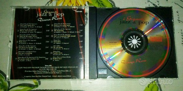 Diana Ross [CD Originale]
