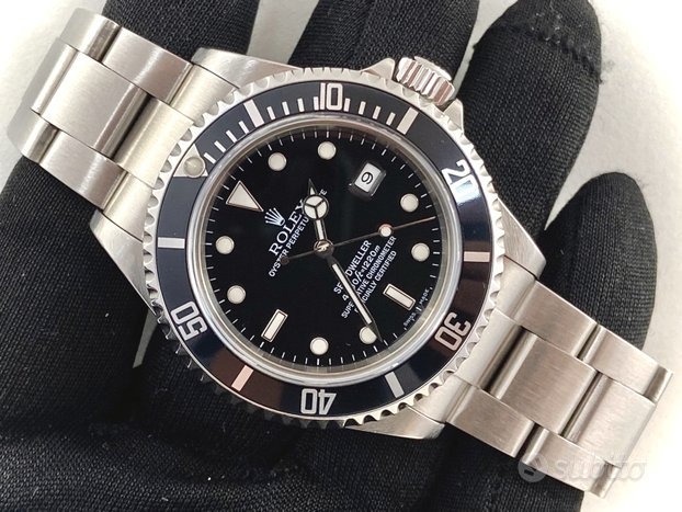 Rolex Sea-Dweller 16600 - Garanzia CARD - 2008