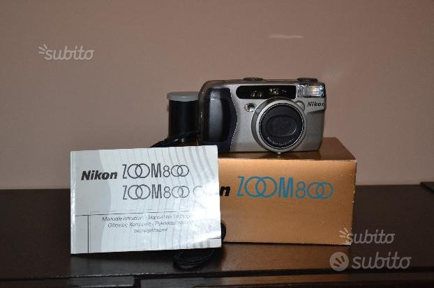 Nikon zoom 800