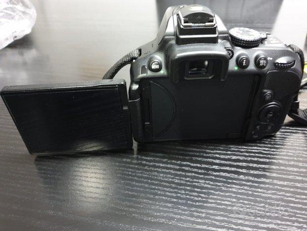 Reflex Nikon D5300 come NUOVA - Pochissimi SCATTI