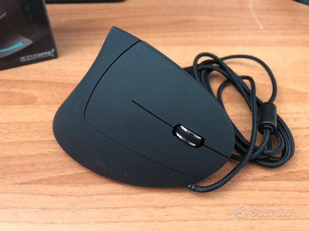 Mouse verticale ergonomico