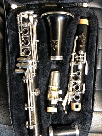 Clarinetto RC in Bb Buffet Crampon