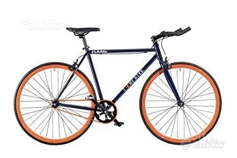 Bicicletta nuova scatto fisso