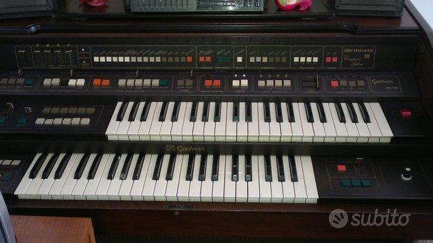 Organo elettronico godwin sc90