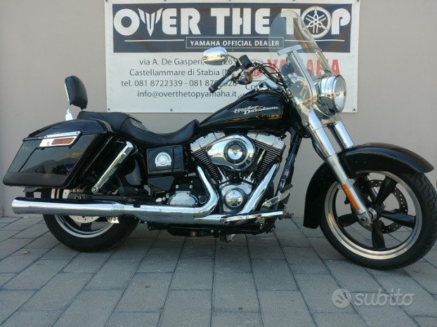 Harley-Davidson Dyna Switchback 1 PRP. SCREAMINEAG