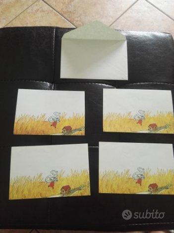 Mulino bianco carta lettera