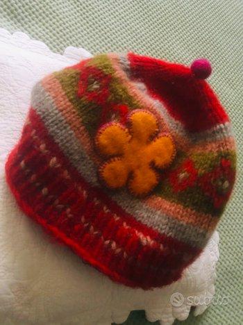 Cappello in lana per bambina