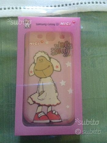 Cover Nice per Samsung S3