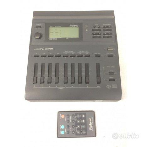 Roland-sc-155 soundcanvas
