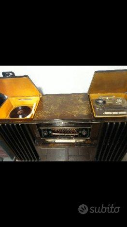 Mobile radio Grunding