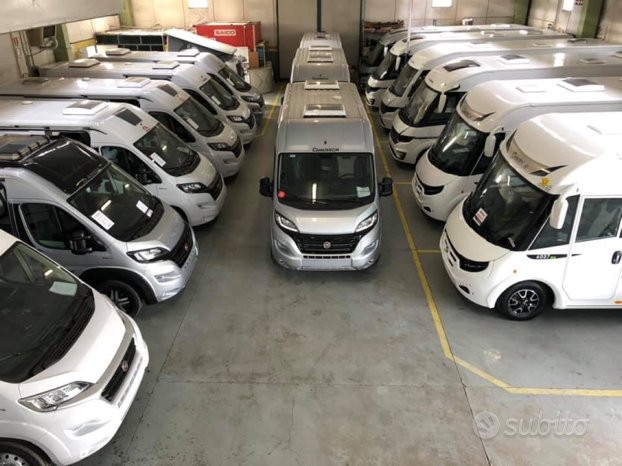 Camper puro serie van furgonato 2020