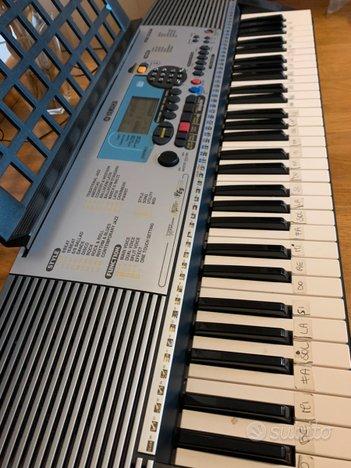 Pianola Yamaha PSR -225 gm