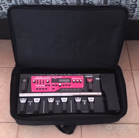 Loop station BOSS RC-300