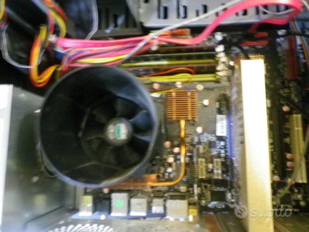 ASUS P5K-E Core 2 Quad CPU Q8200 4GB RAM USATA