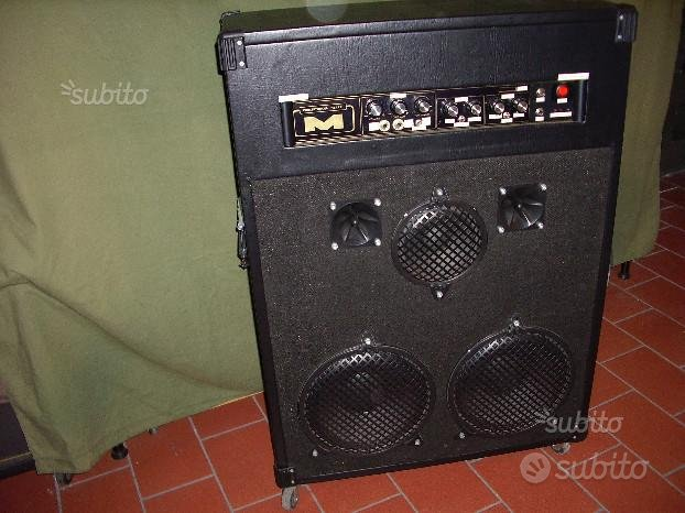 Amplificatore per chitarra valvolare 10 W