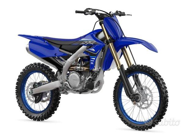 Yamaha YZ 250 / 450 F 2021