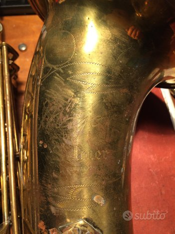 Selmer sax tenore