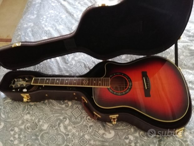 Fender Acustica Hot Road Desing