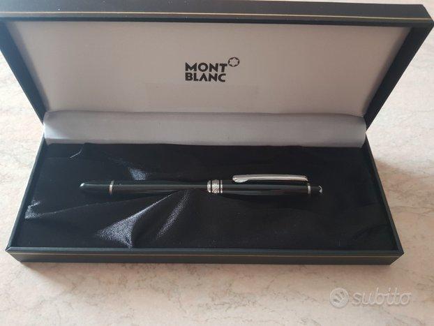 Penna stilografica motblanc