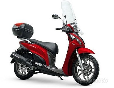 Kymco People ONE125i