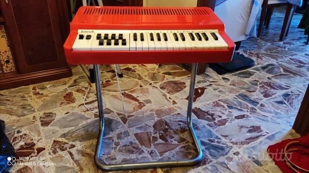 Pianola Antonelli