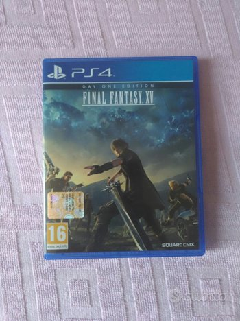 Videogioco Final Fantasy XV Ps4 nuovo
