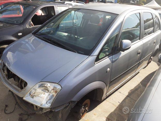 Opel meriva 2005 1.7 cdi