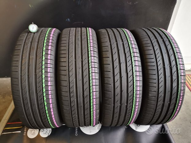 4 gomme 225 45 19 continental