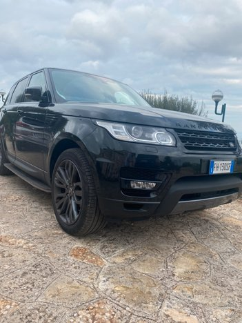 Range Rover Sport Black Edition my 17 hse Dynamic