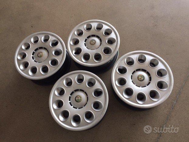Cerchi Alfa Romeo 147 15 pollici