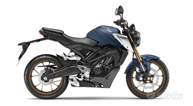 Honda CB 125 R Euro 5