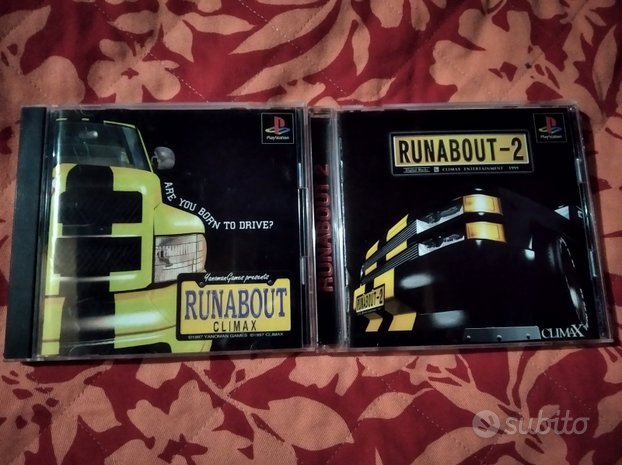 RunAbout RunAbout 2 Playstation