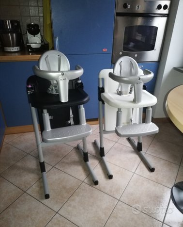 Seggiolone/sedia SLEX evo Brevi