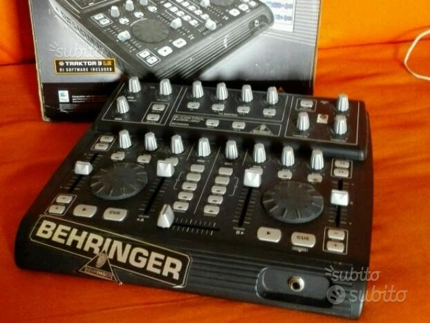 Consolle behringer bcd 3000