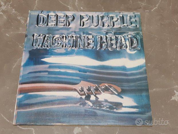 Deep Purple - Machine Head vinile lp