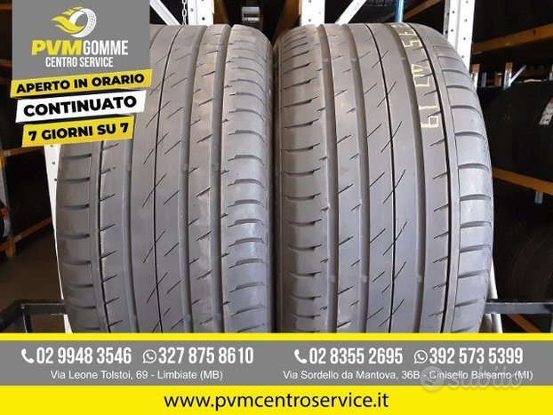 Gomme usate: 275 40 19 101w continental estive