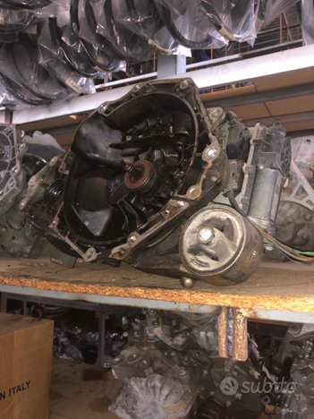 Cambio robotizzato Opel astra H 1.6 benzina 2008