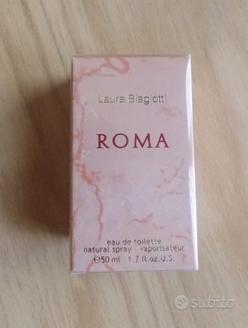 Profumo Laura Biagiotti Roma 50 ml