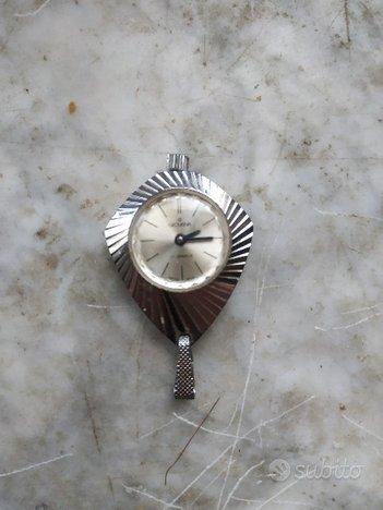 Orologio ciondolo Grovana e orologio Tissot