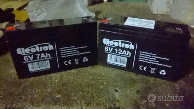 Batteria 6 Volt