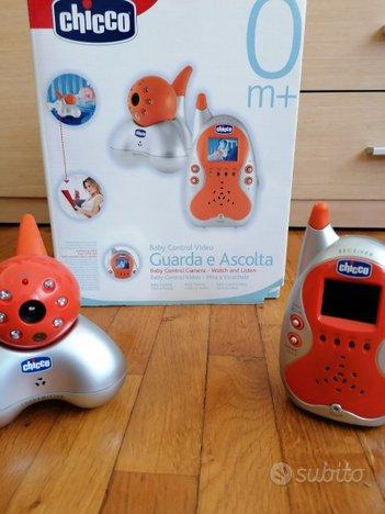 Baby monitor video e audio