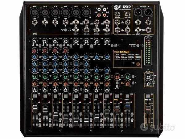 Mixer come nuovo rcf-