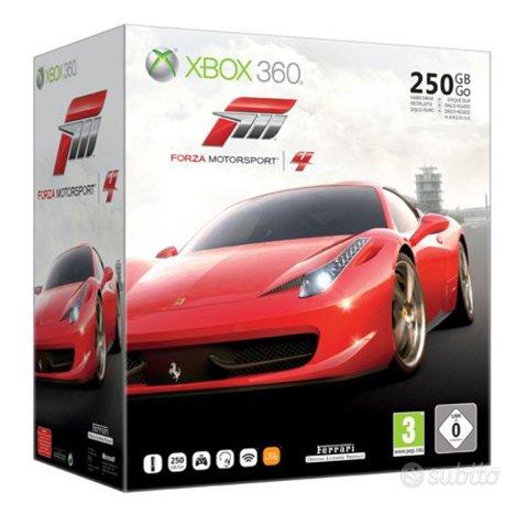 Microsoft Xbox 360 Forza Motosport 4 Bundle
