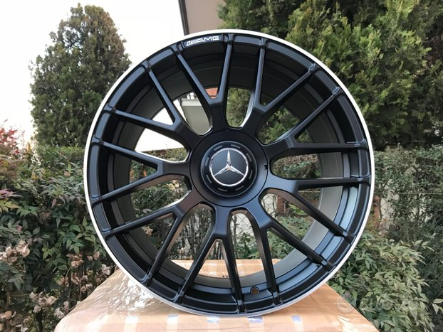 Cerchi mercedes 18 _ 19 _ 20 made in germany